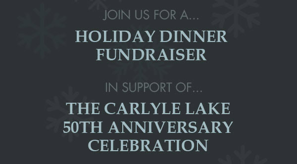 In Support of the Carlyle Lake 50th Anniversary Celebration